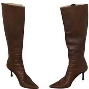 Gucci Knee Height Boots